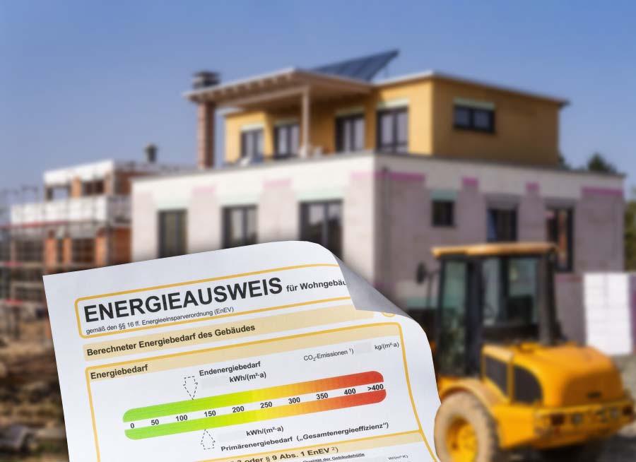 Energieausweis für den Hausverkauf