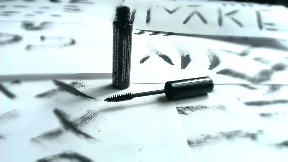 Lukinski | Astrid Jerschitz Make Up Artist | Logo Design