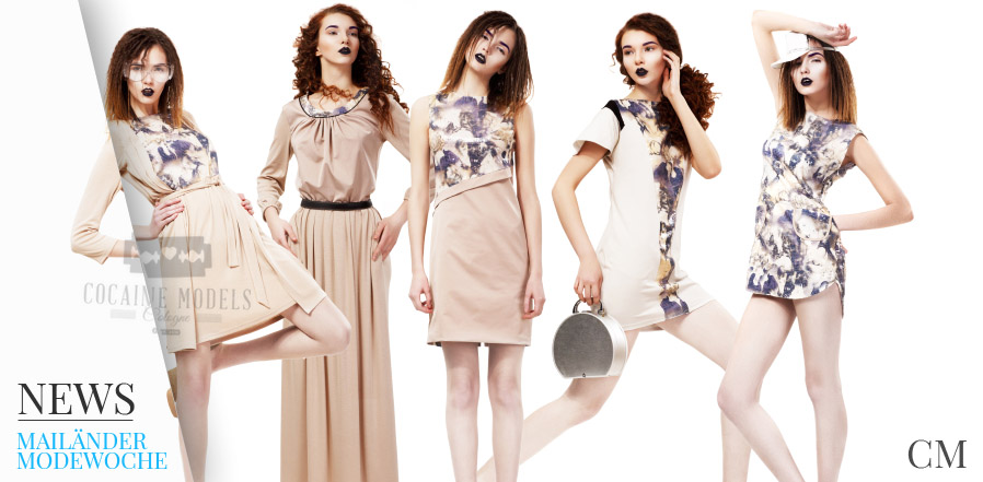 Lukinsk   Cocaine Models   Modelagentur, Fashionweek Mailand