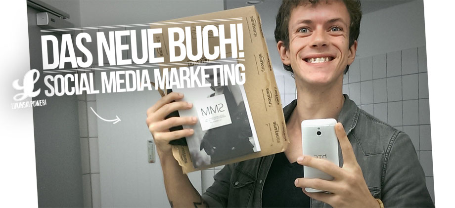 Social Media Marketing - Inspiration für Modelabel von Stephan M. Czaja (Lukinski)