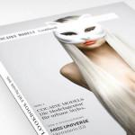 Cover vom Lookbook, Cocaine Models Agentur (2015)
