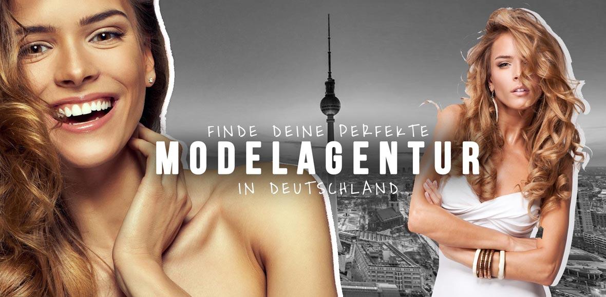 Modelagenturen - Du willst Model werden? Dann musst du diese Agenturen kennen!