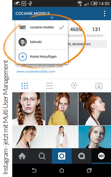 instagram-mehrere-accounts-online-marketing-firmen-personen-social-media-management-screenshot-kanal-wechsel