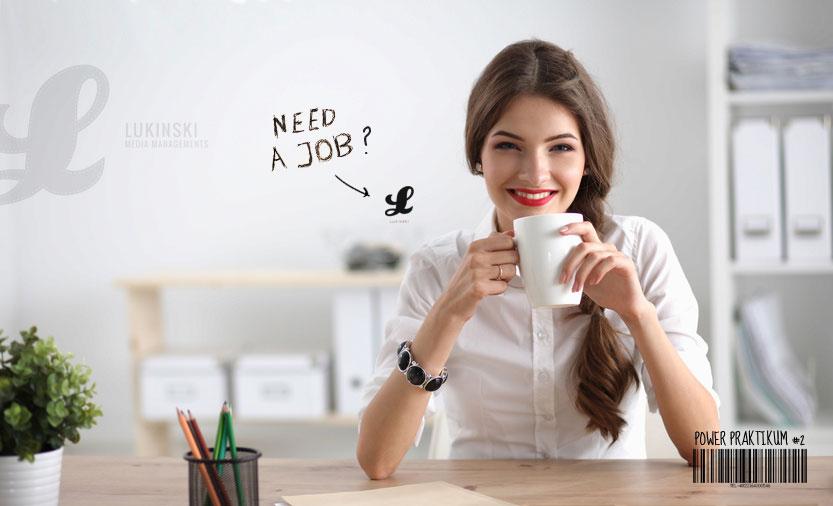Praktikum, Medienmanagement / Werbeagentur