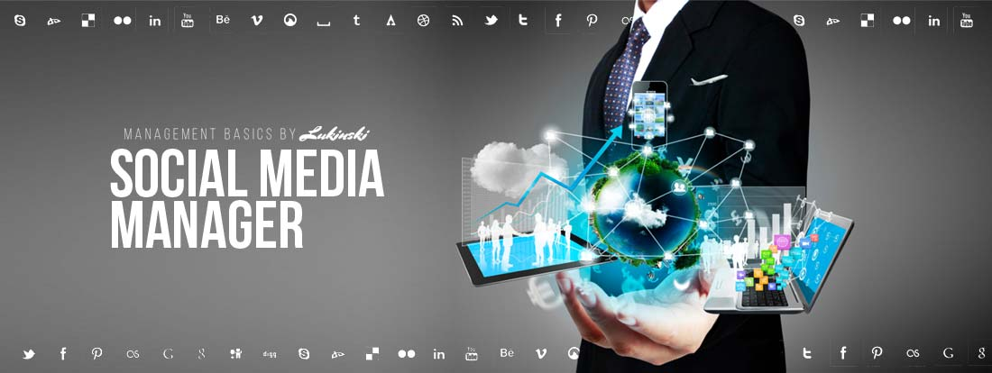 Social Media Manager Guide - Digital PR & Online Marketing Strategien
