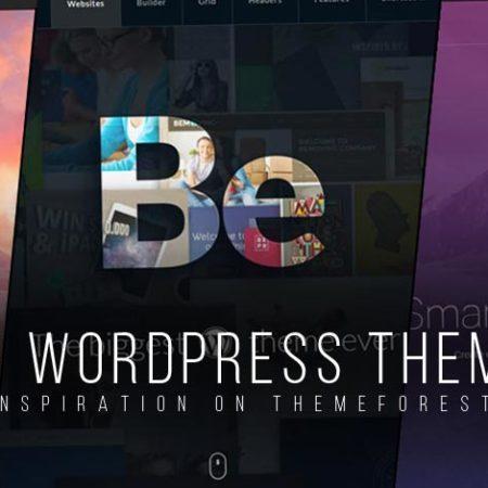 3 Top Wordpress Themes & Templates - Erfahrung & Empfehlung für Themeforest