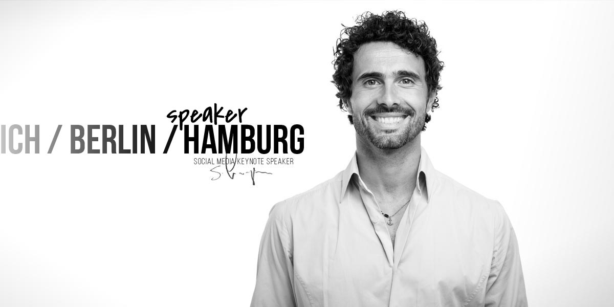 Keynote Speaker? Social Media Marketing Experten für Hamburg, Berlin, München & Co.