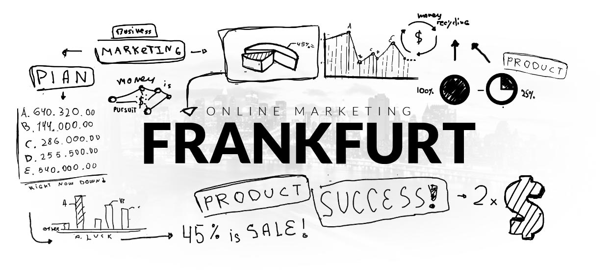 Online Marketing Frankfurt: Agentur für SEO, Social Media & Co