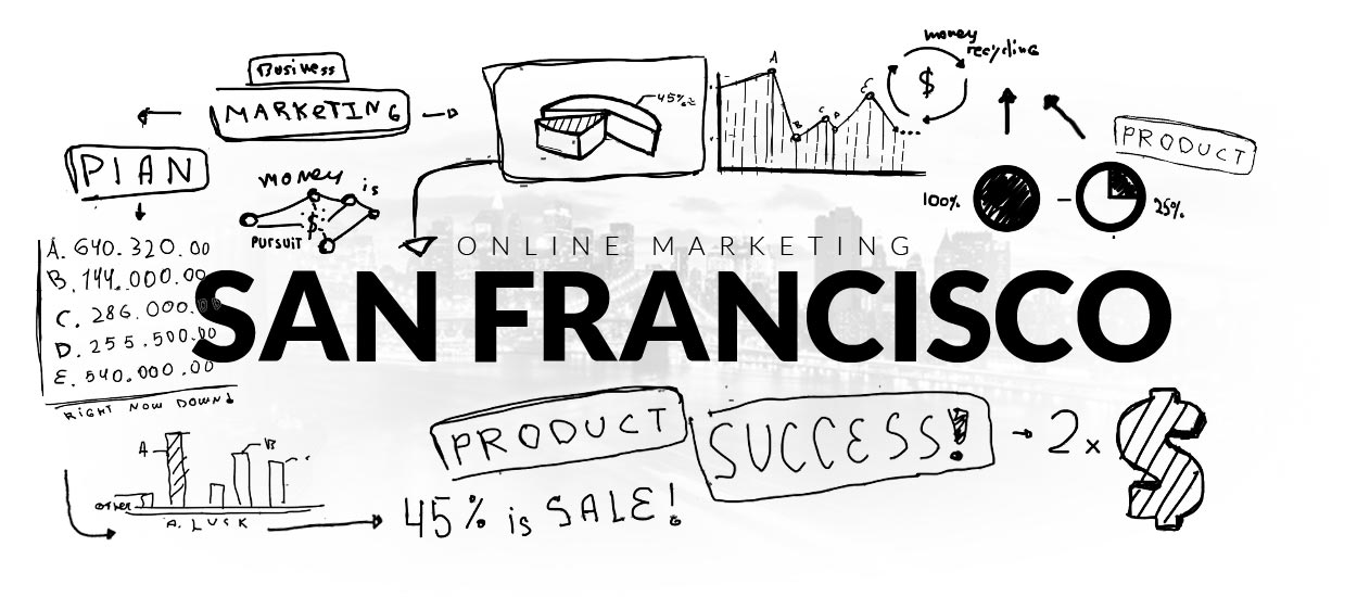 Online Marketing San Francisco: Agentur für SEO, Social Media & Co.