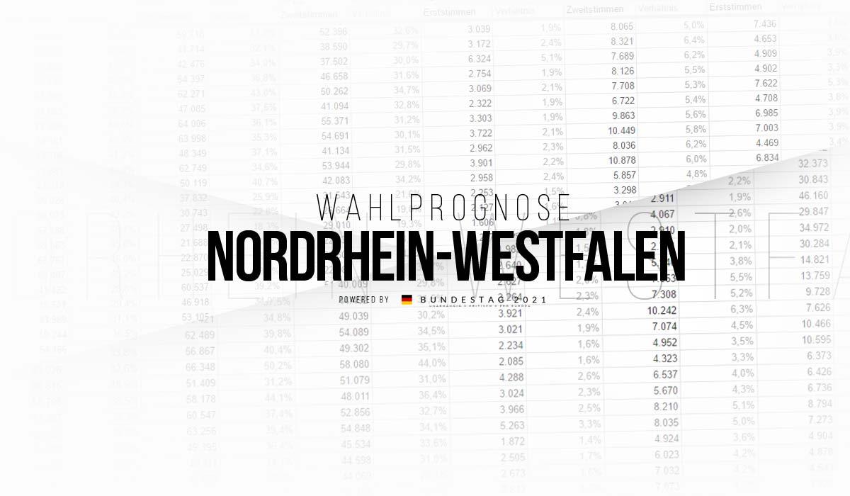 Bundestagswahl 2017 in NRW: Nordrhein-Westfalen wählt