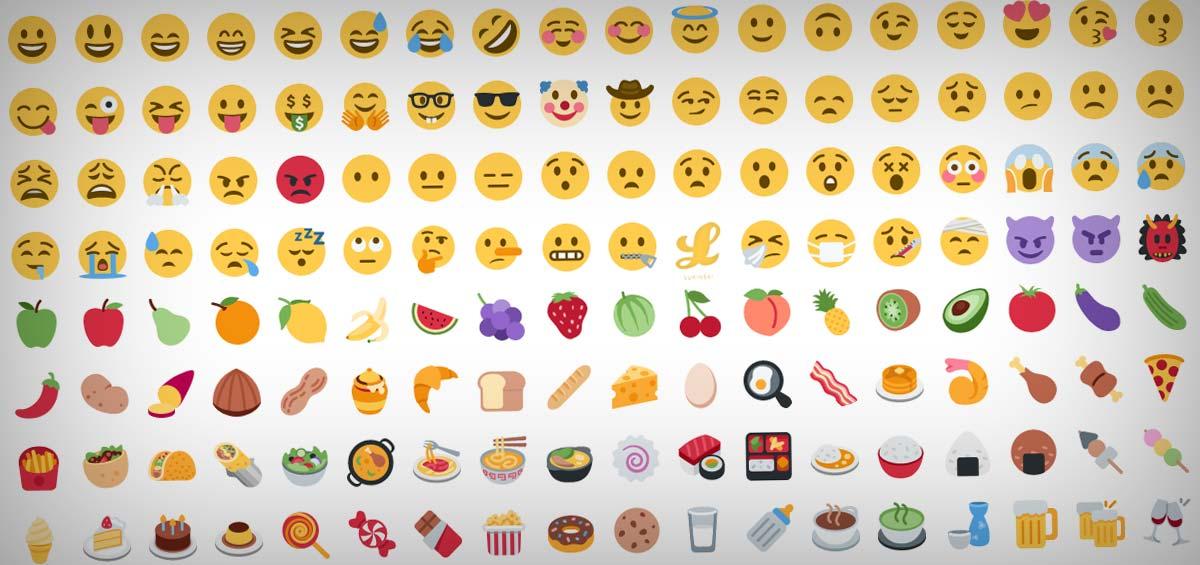 1000+ Emoticons 😍 vollständige Liste von Symbolen & Emojis