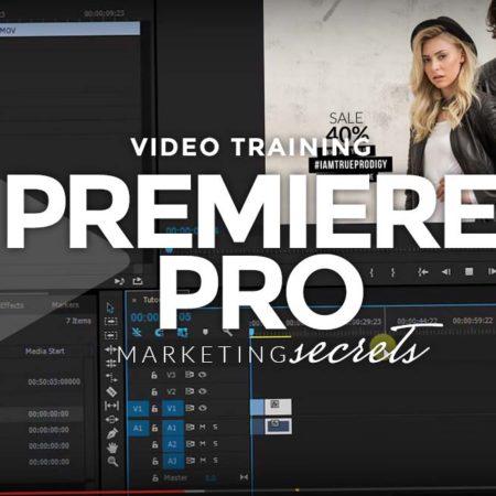 Adobe Premiere Pro - Video Training für Anfänger: Von Autokorrektur bis Schnitt