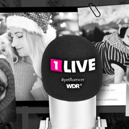 Influencer Marketing: Neue Interviews für WDR 1LIVE Radio + Internet World Business