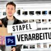 Photoshop Stapelverarbeitung: Größe, Bild SEO & Komprimierung von Fotos automatisch