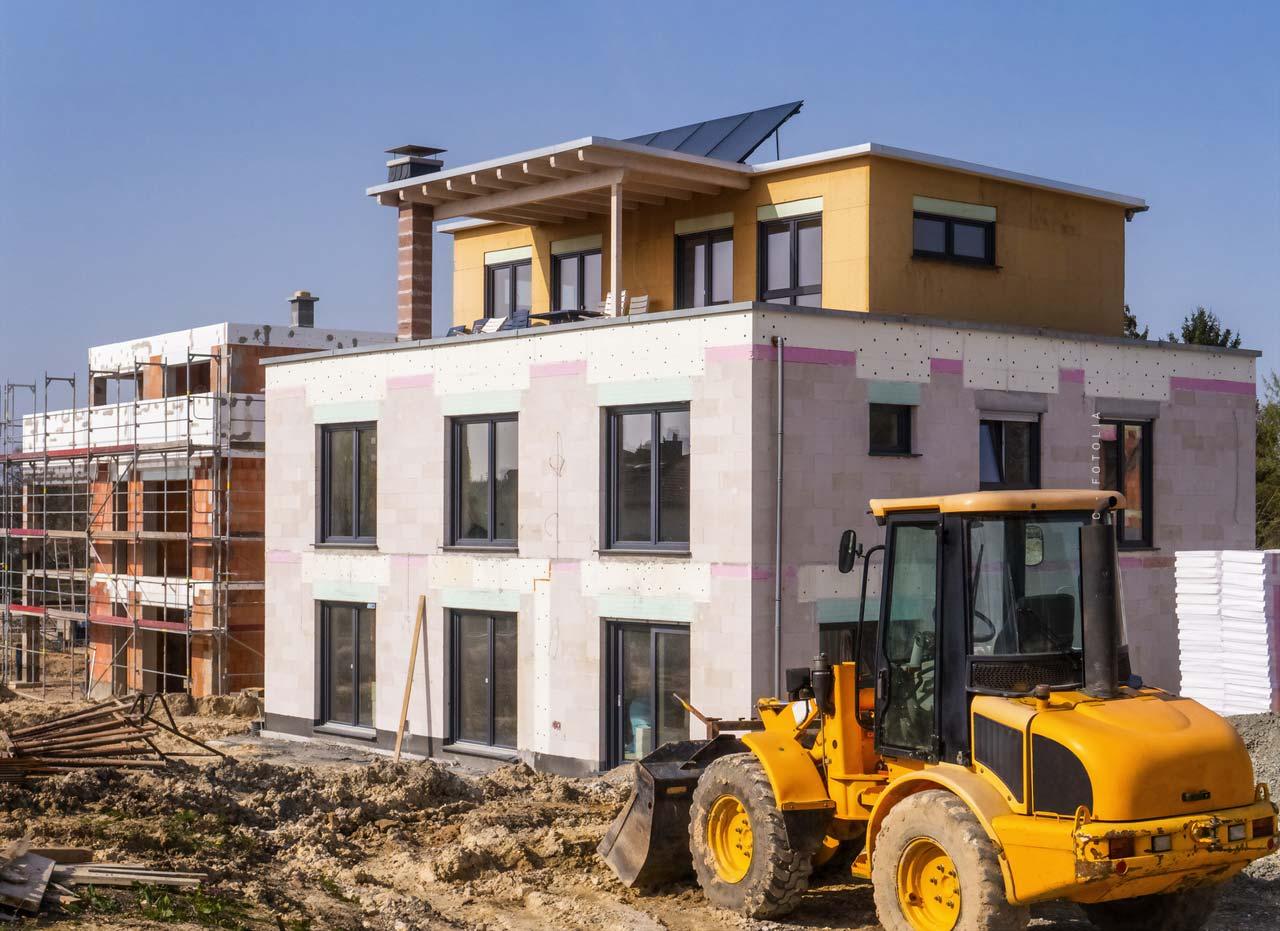 Modernisierung (WEG) einer Immobilie