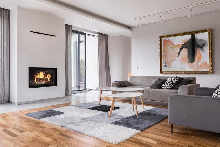 Kamin & Kamainofen: Modelle, Preis, Deko, Heizung - Modernes Wohnen