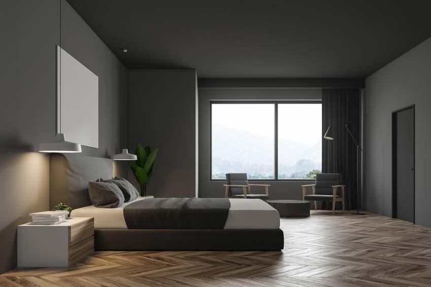 Schlafzimmer: So schaffen Sie sich Ihre Wohlfühloase