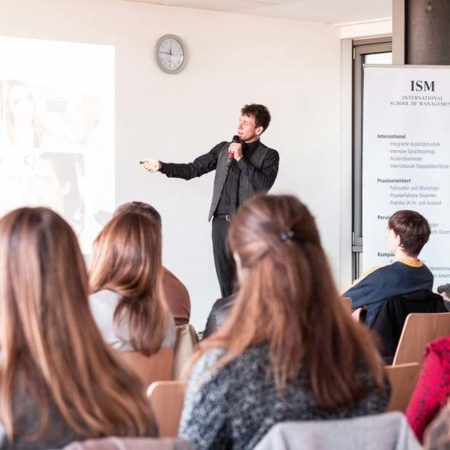 Influencer Marketing & Blogger Relations - Speaker Vortrag @ ISM, Köln