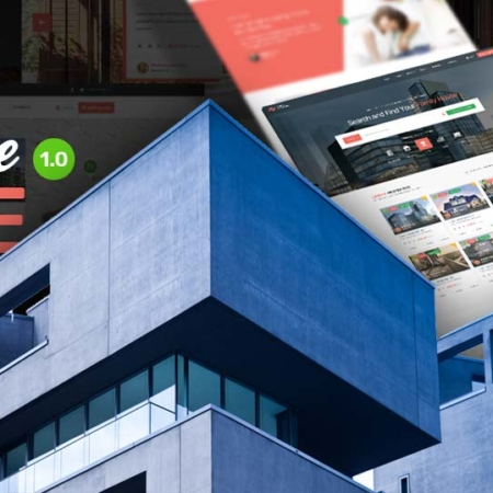 Real Estate Agents WordPress Themes: House and apartment marketing - Recommendations