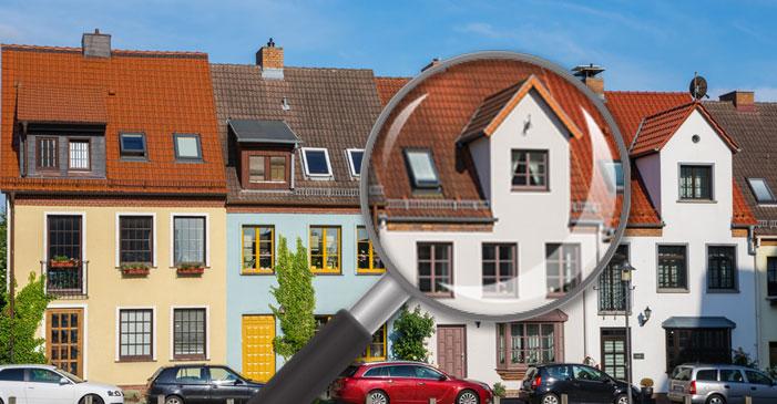 Doppelhaus bauen: Kosten und Aufwand sparen