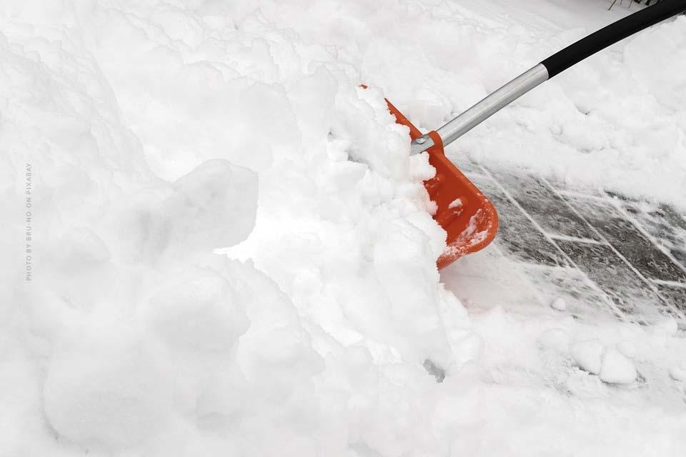 Winterräumpflicht als Verkehrssicherung