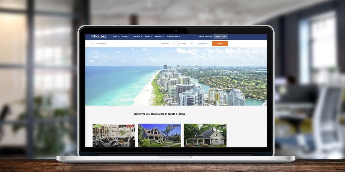 Beste Immobilienmakler Website: Internetseite & Webdesign selber machen statt Werbeagentur