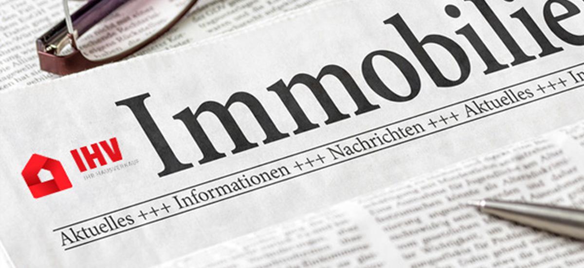 Immobilien Nachrichten: Zeitungen über Stadtflucht und Niedrigzinsen - KW19