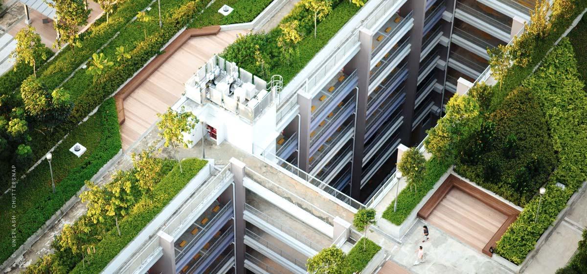 Berlin: Gesetz zur Dachbegrünung und immer teurere Luxusimmobilien - Immo News KW20