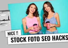SEO & Photoshop – Stock Fotos duplizieren! Günstig und kostenlos: Video Tutorial
