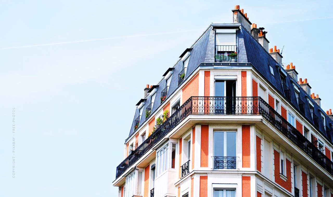 Dachgeschoss - Wohnung, Dämmung & Penthouse