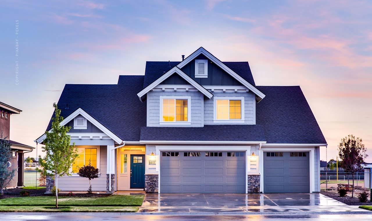 Haus kaufen: Finanzplanung, Makler, Provision, Kredite und Nebenkosten