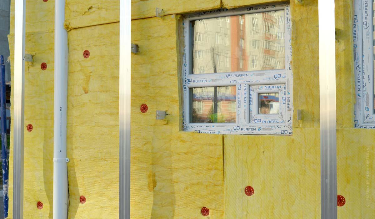 Dämmung - Dach, Fassaden & Styropor