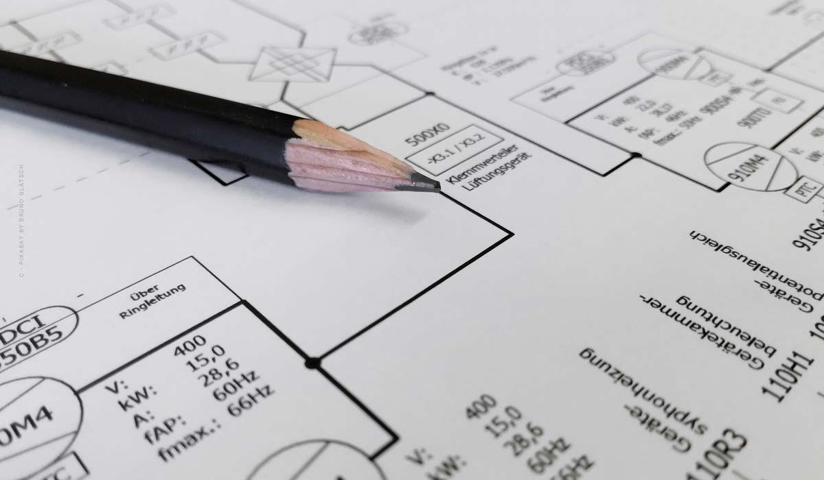 Schaltplan - Zeichnen, Lesen & die Elektrotechnik