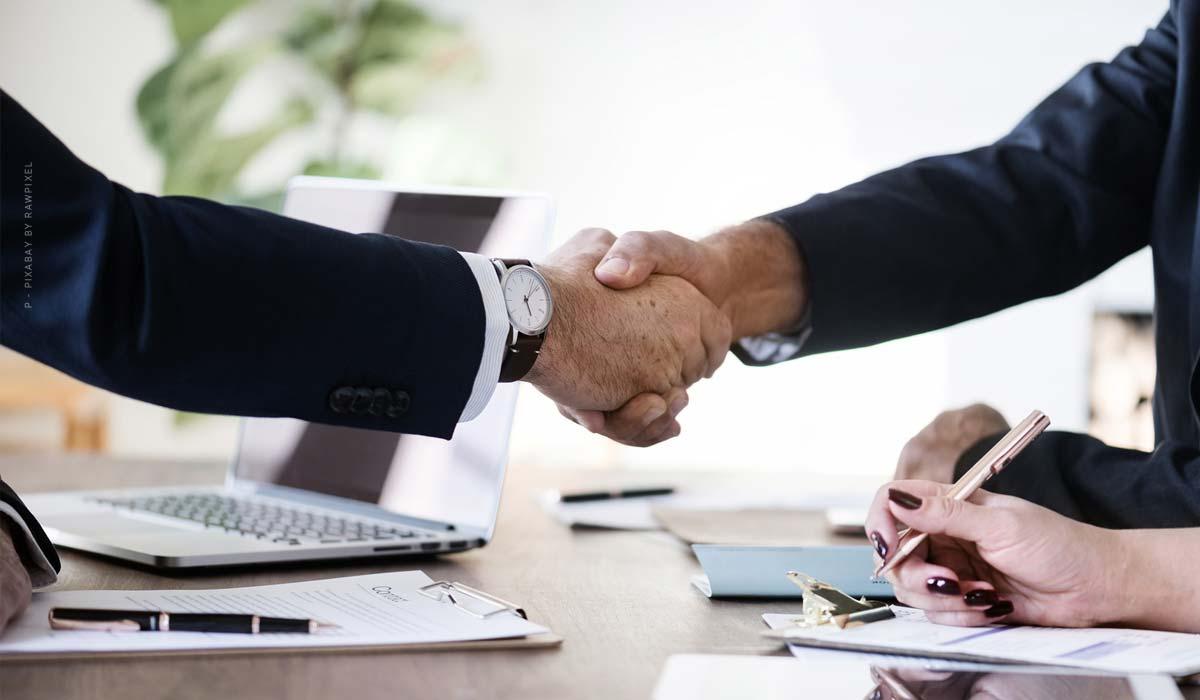 Makler beauftragen - Beratung und Empfehlung