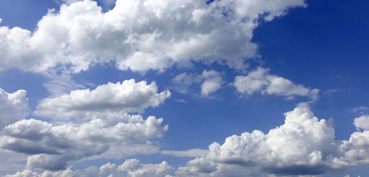 Wetter in Duisburg: Sonnenstunden, Gewitter, Hausbau und Regen