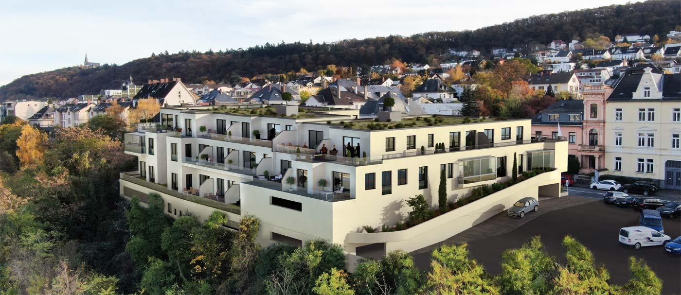 Kapitalanlage - Neubau Bingen (nähe Frankfurt, Mainz & Wiesbaden)