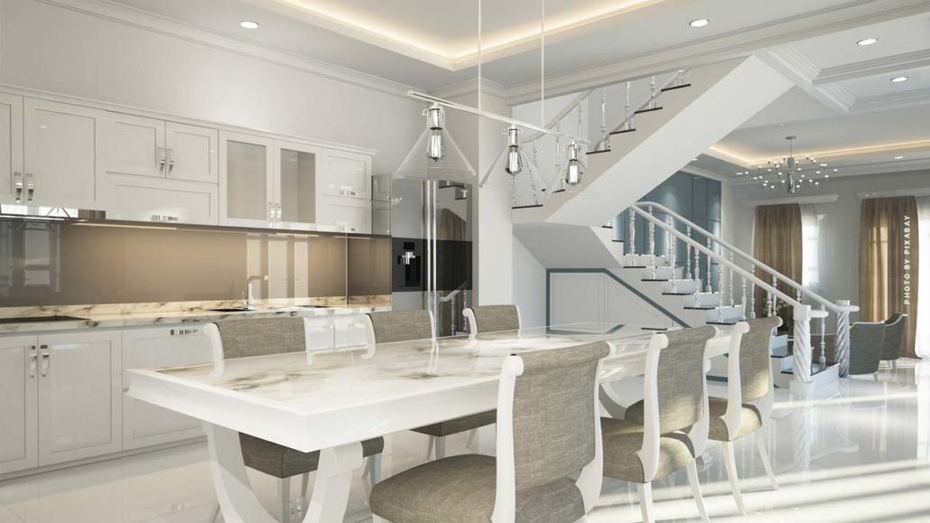 Jeff Bezos 80 Millionen Dollar Penthouse In New York City Innenansicht Lukinski Immobilien