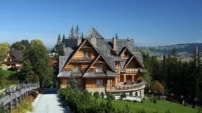 Luxus Makler Kitzbühel: Eigentumswohnung, Blockhaus und Alpen-Panorama