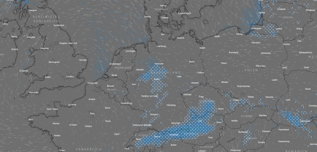 Wetter in Frankfurt: Vorhersage, Sonnenstunden, Regen und Wochenende