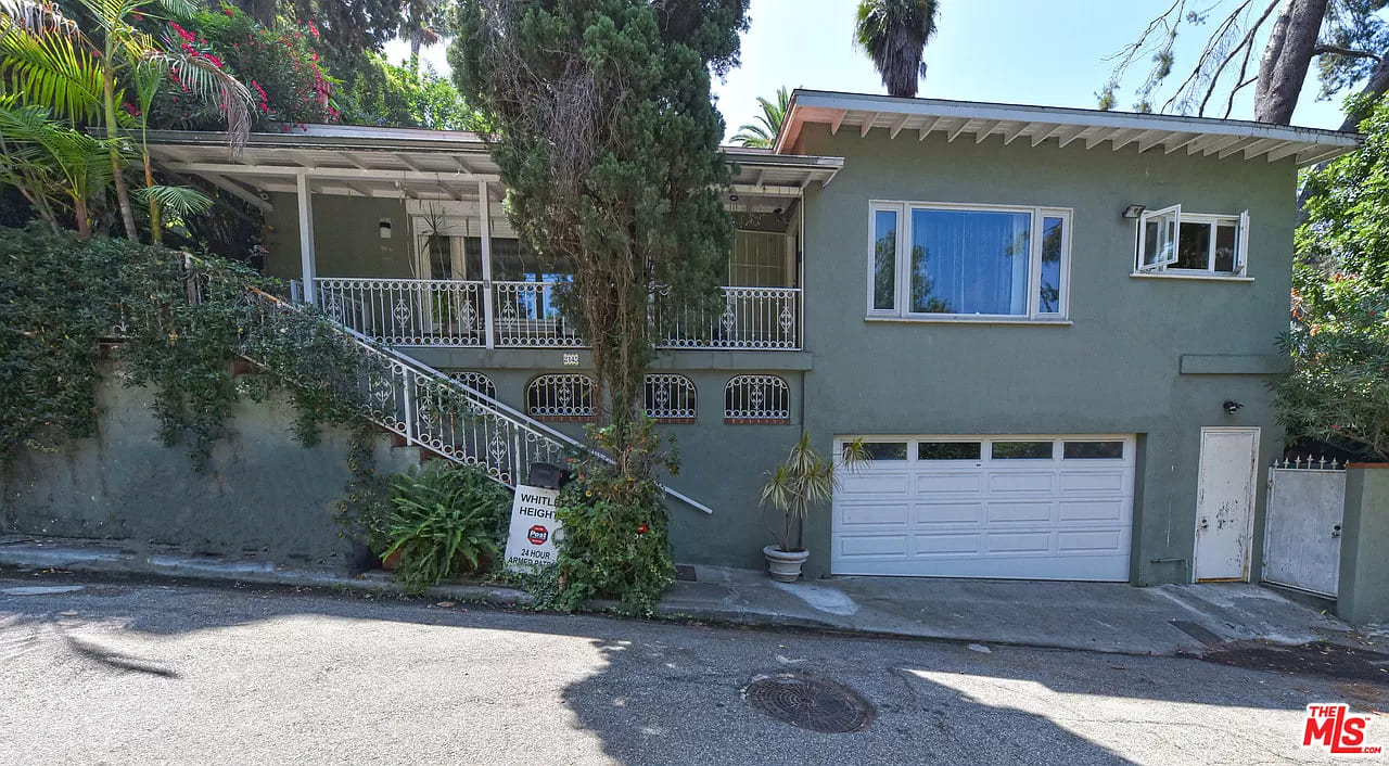 Los Angeles, CA 90068 – 2145 Fairfield Ave – $950,000