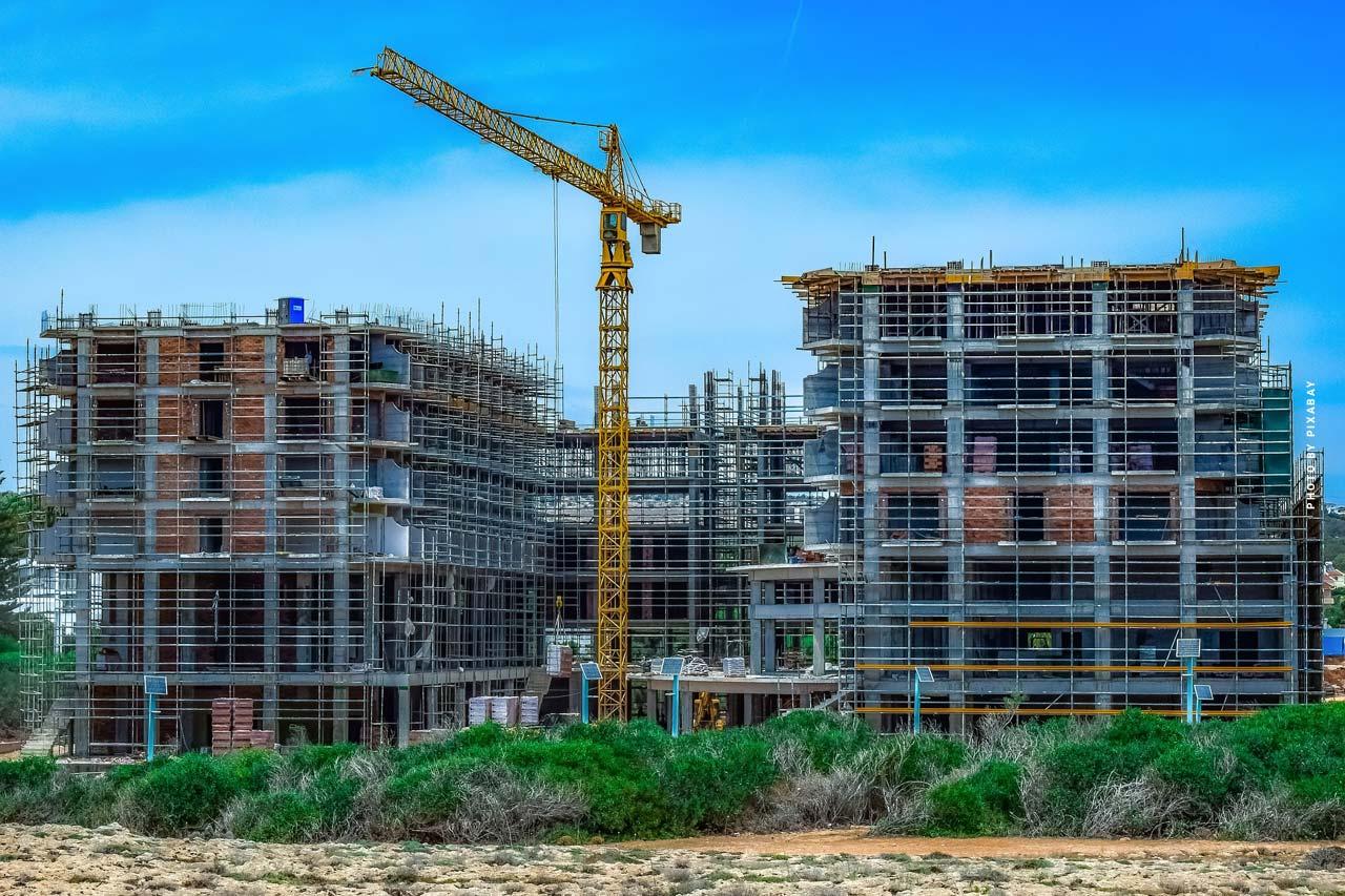Neubau: Mieten, kaufen, wohnen? Bau, Finanzierung und Industrie - Fakten