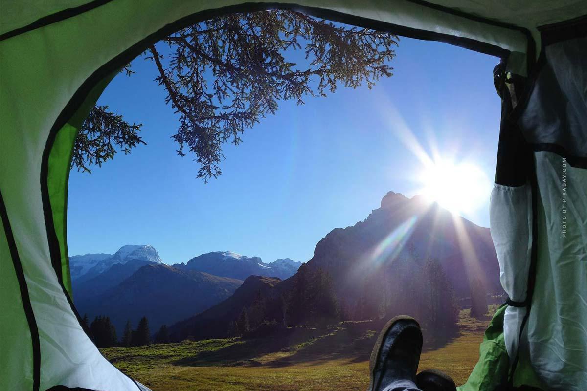 Campingplatz Bayern: München, Alpen & Co. - Camping Urlaub für Familie & Freunde