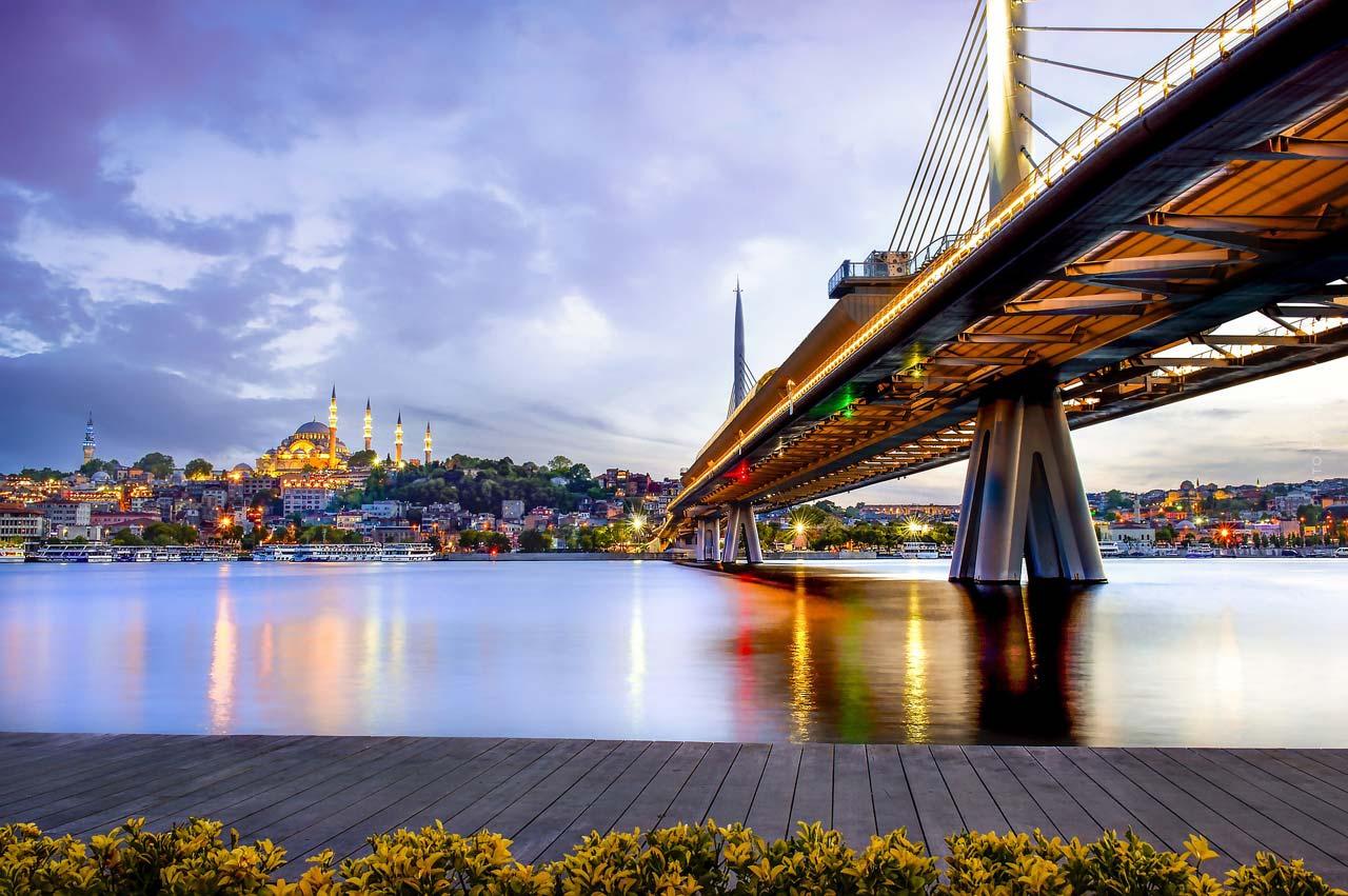 Kapitalanlage Istanbul (Türkei): Immobilien als Geldanlage? Wirtschaft, BIP + Entwicklung