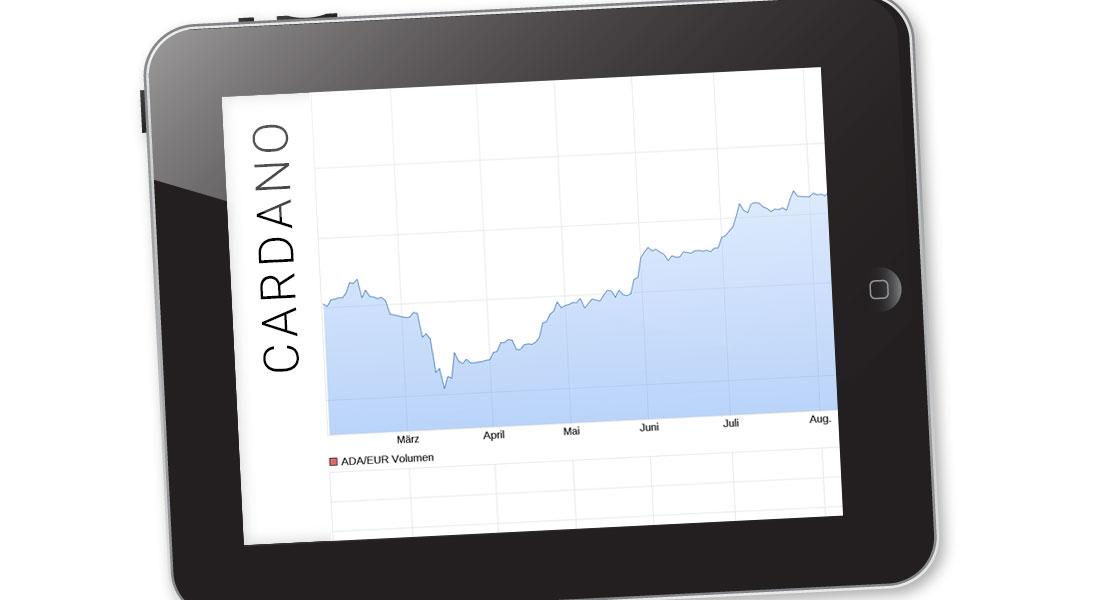 Cardano (ADA) kaufen: Kurs, Wert und Kursverlauf