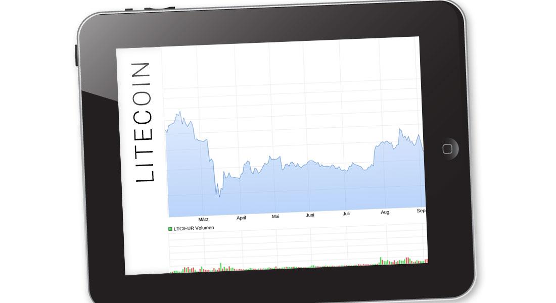 Litecoin (LTC) kaufen: Kurs, Wert & Kursverlauf