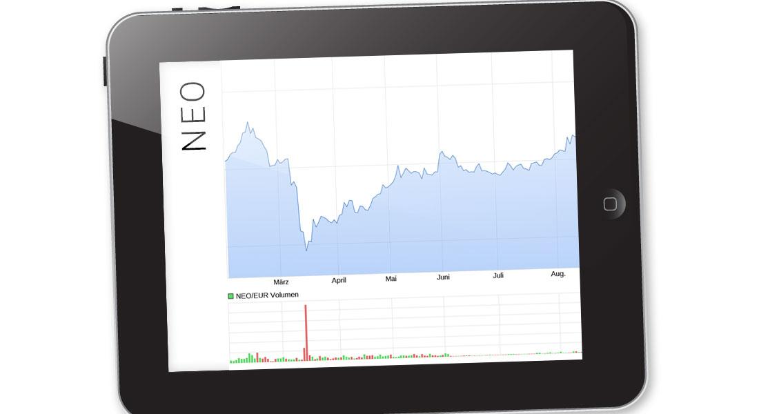 NEO kaufen: Kurs, Wert und Kursverlauf