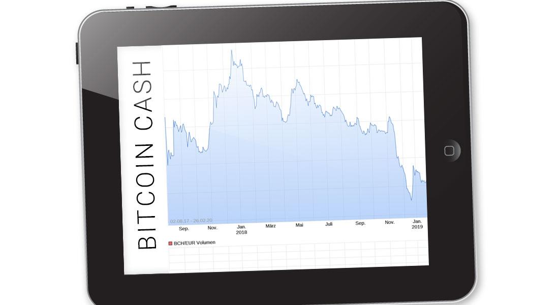 Bitcoin Cash (BCH) kaufen: Kurs, Wert und Kursverlauf