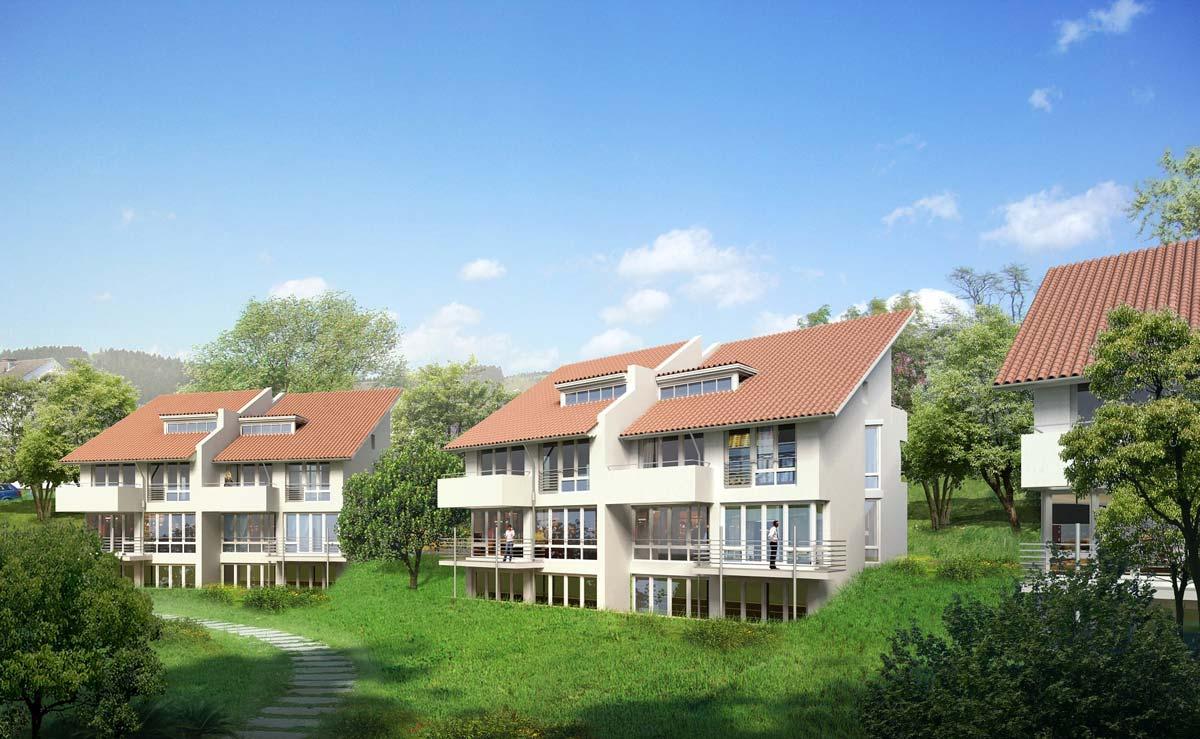 Doppelhaushälfte: Eigenheim kaufen oder neu bauen? Checklisten, Tipps und mehr