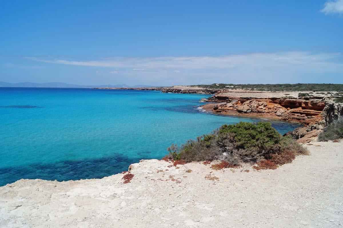 Wohnen auf Formentera: Strand, Ferienhaus, Meer-das Juwel Spaniens