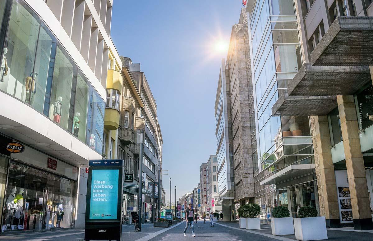 Düsseldorf: Die teuerste Straßen - Apartments, Häuser in Altstadt & am Rhein